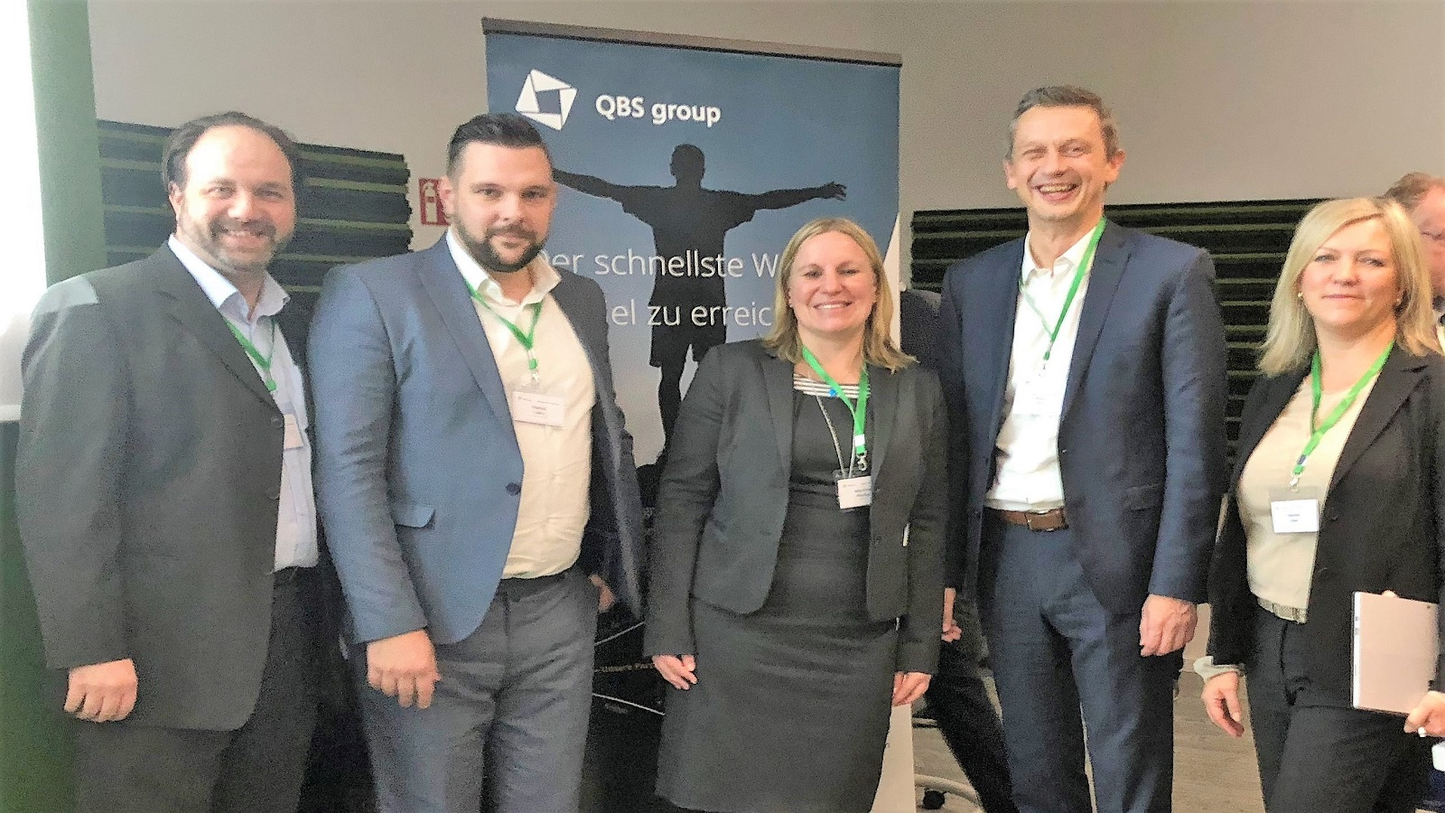 Crypto Future attends annual QBS network meeting in Munich